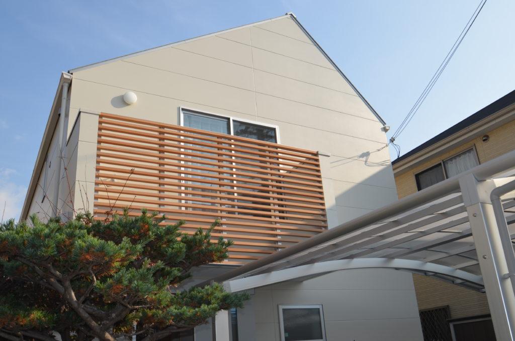 004.バリアフリーと収納の家