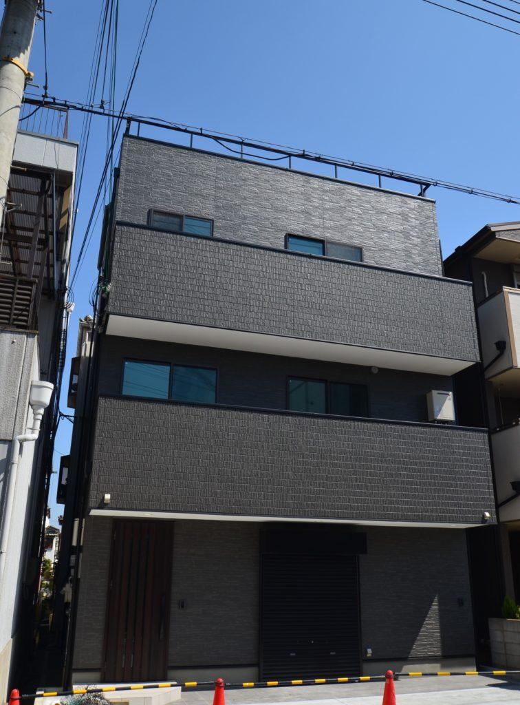 C-06.鉄骨3階建 オフィス兼住宅